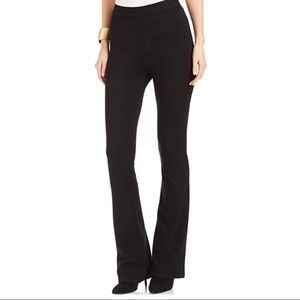 VINCE CAMUTO Casual Flare Black Leggings Pants
